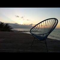 Photo taken at Hotel Villas Flamingos by Barbara C. on 11/22/2011