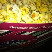 Foto tirada no(a) GNC Cinemas por Adri B. em 8/28/2011