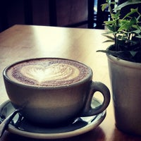 Photo taken at RAW Coffee by sayhuat l. on 3/9/2012