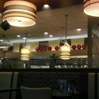 Photo taken at Metro Diner Cafe by Fred V. on 10/29/2011