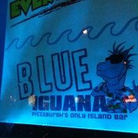 Photo taken at The Blue Iguana by Justin V. on 7/9/2011