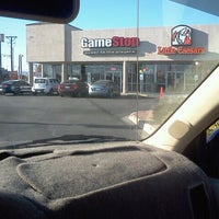 Photo taken at GameStop by John E. on 10/12/2011