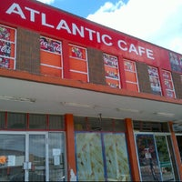 Photo taken at Atlantic Cafe by Sonny B. on 12/11/2011