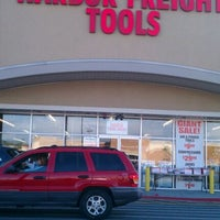 Photo taken at Harbor Freight Tools by Chino R. on 10/16/2011