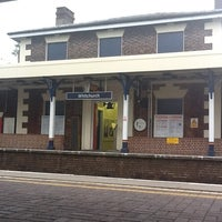 Photo taken at Whitchurch Railway Station (WCH) by Matthew P. on 7/9/2012