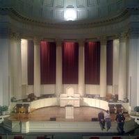 Photo taken at Hendricks Chapel by Jill H. on 4/5/2011