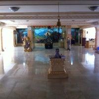 Photo taken at Shiva Mandhir Temple by Radju on 1/11/2012