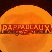 Photo taken at Pappadeaux Seafood Kitchen by B Jeffrey J. on 1/24/2012