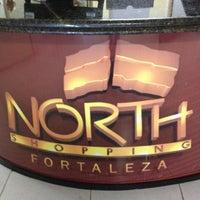 Foto tirada no(a) North Shopping Fortaleza por André F. em 8/3/2012