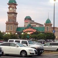 Photo taken at Ameristar Casino Hotel Kansas City by Della J. on 8/25/2012
