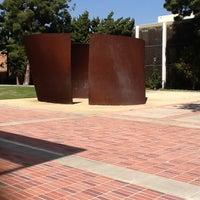 Photo taken at UCLA Franklin D. Murphy Sculpture Garden by Cami H. on 5/5/2012