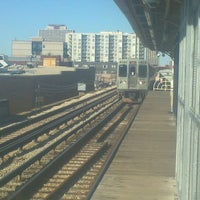 Photo taken at CTA - Thorndale by Dan I. on 10/21/2011