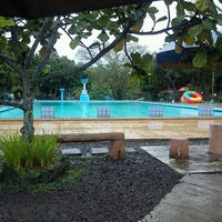 Photo taken at Tirta Wiguna Swimming Pool by Arzinar W. on 3/4/2012