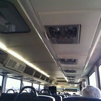 Photo taken at NJT - Bus 139 by SkyCityLink on 1/2/2012
