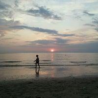 Photo taken at Beach Tango by Brian H. on 10/26/2011