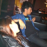 Photo taken at Barcode Outdoor Terrace & Pre-Club by putra T. on 1/6/2012