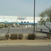 Photo taken at PetSmart Distribution Center by PipeMike Q. on 2/1/2012