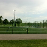 Photo taken at Heerenschuerli Baseball Stadium by Humphry N. on 5/19/2012