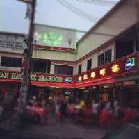 Photo taken at Restoran Hau Kee Seafood (口记海鲜楼) by Kim 赤. on 5/6/2012