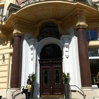 Das Foto wurde bei Parkhotel Schönbrunn von Dmitry S. am 5/26/2012 aufgenommen
