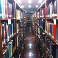 Photo taken at Office of the University Library by Moo M. on 5/26/2012
