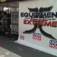 Photo taken at EQUIPMENT EXTREME by Elson on 4/6/2011