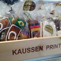 Photo taken at Bäckerei Kaussen by Leonid K. on 6/23/2012