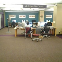 Photo taken at Vernon R Alden Library by Paulo Morais on 10/10/2011