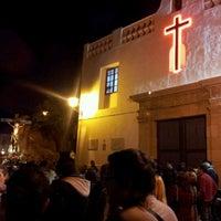 Photo taken at Ermita de la Santa Cruz by Fernando F. on 3/31/2012