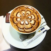 Photo taken at Nespresso Boutique Bar by Patty R. on 10/21/2011