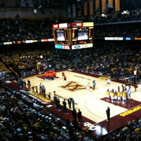 Photo taken at Williams Arena by peter l. on 1/29/2012