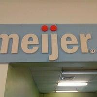 Photo taken at Meijer by Rex J. on 11/12/2011
