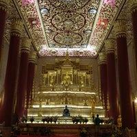 Photo taken at Wat Debsirin by Chawish N. on 8/3/2012
