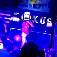 Photo taken at Klub Cirkus by CalypsoCrystal on 6/3/2012