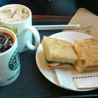 Photo taken at Starbucks by Adam C. on 10/26/2011