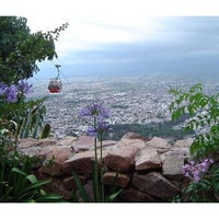 Photo taken at Cerro San Bernardo by Green Toad Bus on 9/3/2011