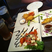Photo taken at BJ's Restaurant and Brewhouse by Jolene on 8/19/2012