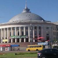 Снимок сделан в Національний цирк України / National circus of Ukraine пользователем Anton K. 6/24/2012