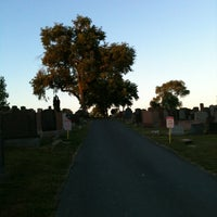 Photo taken at Mt. Olive Cemetery by Andrey B. on 6/26/2012