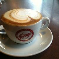 1/29/2011 tarihinde Benjamin C.ziyaretçi tarafından Espresso Vivace'de çekilen fotoğraf