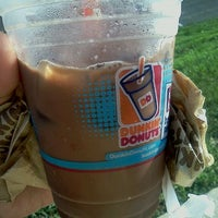 Photo taken at Dunkin Donuts by Jasmin E. on 9/30/2011