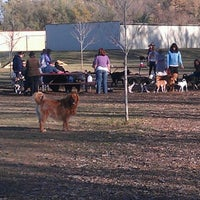 Photo taken at Windsor Heights Dog Park by Ryan E. on 11/6/2011