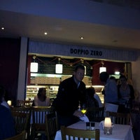 Photo taken at Doppio Zero by fm.no.mad/ZA on 12/9/2011