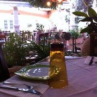 Photo taken at Alana Restaurant by Stelios S. on 8/22/2011
