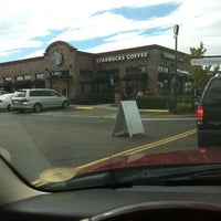 Photo taken at Starbucks by Andree S. on 9/17/2011