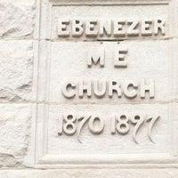Photo taken at Ebenezer United Methodist Church by William l. on 11/20/2011
