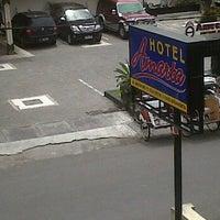 Photo taken at Hotel Amarta by Denie F. on 12/31/2011