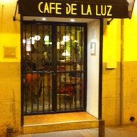 Photo taken at Café de la Luz by Jan G. on 8/30/2011