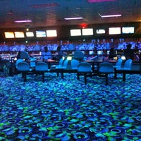 Photo taken at Admiral Robinson Bowling Center by Shelly M. on 1/29/2012