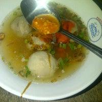 Photo taken at Bale tempat ngerumpi by Denny S. on 1/17/2012